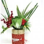 正月飾りやお花はいつ飾る?正月花で縁起がいいものは?