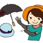 日傘の選び方 遮光は99%にするか完全か?照り返しに対する効果は?