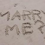 プロポーズのプレゼント指輪以外なら花束!保存はどうする?